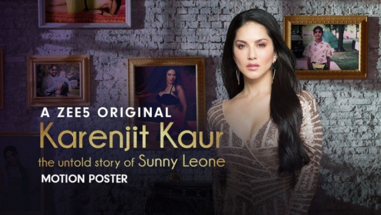 18+ Karenjit Kaur - The Untold Story of Sunny Leone S01 (2018) With Sinhala Subtitles