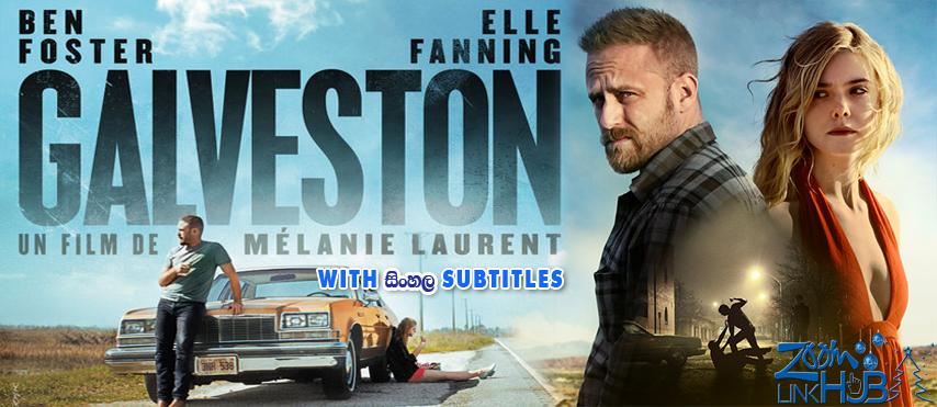 Galveston (2018) With Sinhala Subtitles