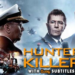 Hunter Killer (2018) With Sinhala Subtitles