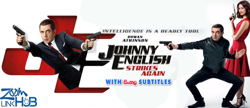 Johnny English Strikes Again (2018) With Sinhala Subtitles