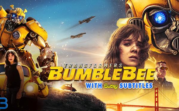 Bumblebee (2018) With Sinhala Subtitles